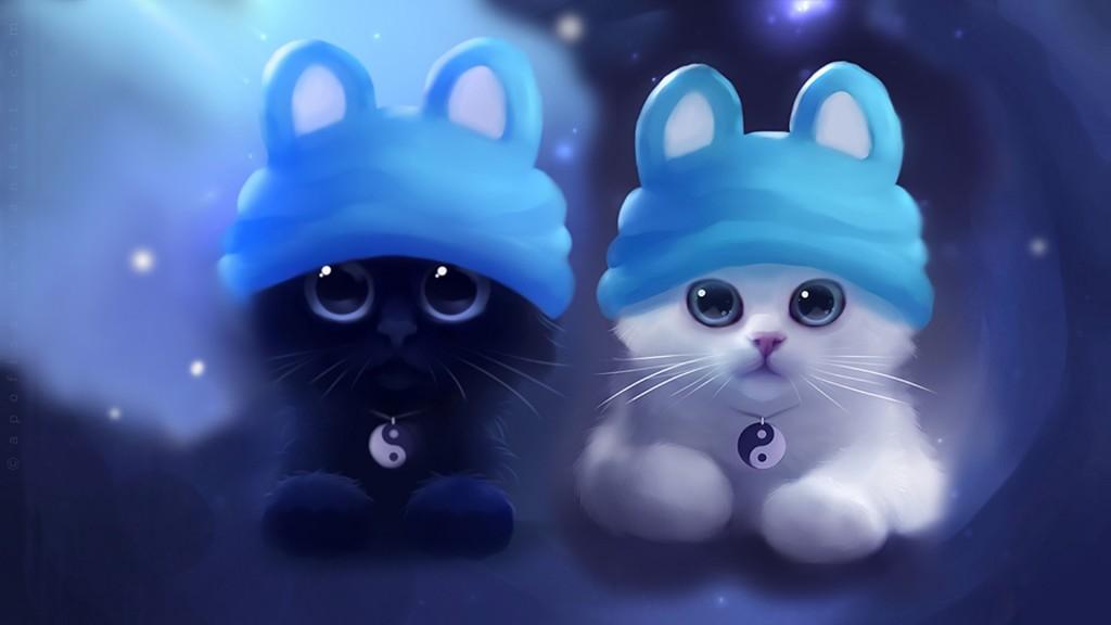 ying-yang-kitties-237760