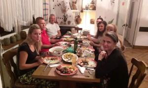 A doua cină